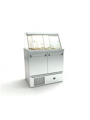 Ψυγείο Σαλάτας με Μηχανή