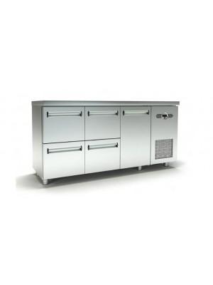 Επαγγελματικό Ψυγείο-Πάγκος με Συρτάρια