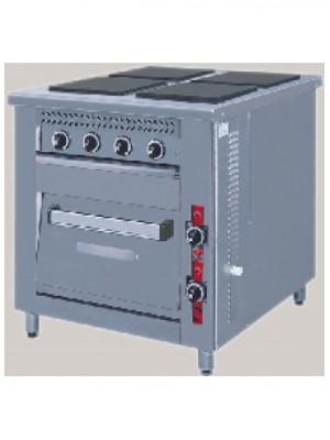 Ηλεκτρική κουζίνα (F80-E4)