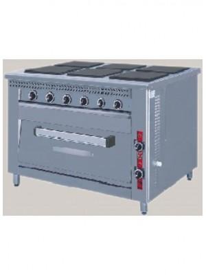 Ηλεκτρική κουζίνα (F80-E6)