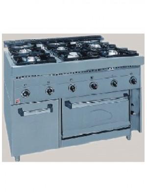 Κουζίνα υγραερίου (FGas-E6)