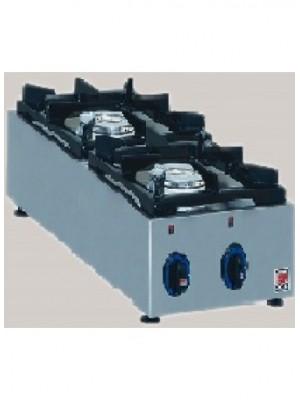 Κουζίνα υγραερίου (Gas-E22C)