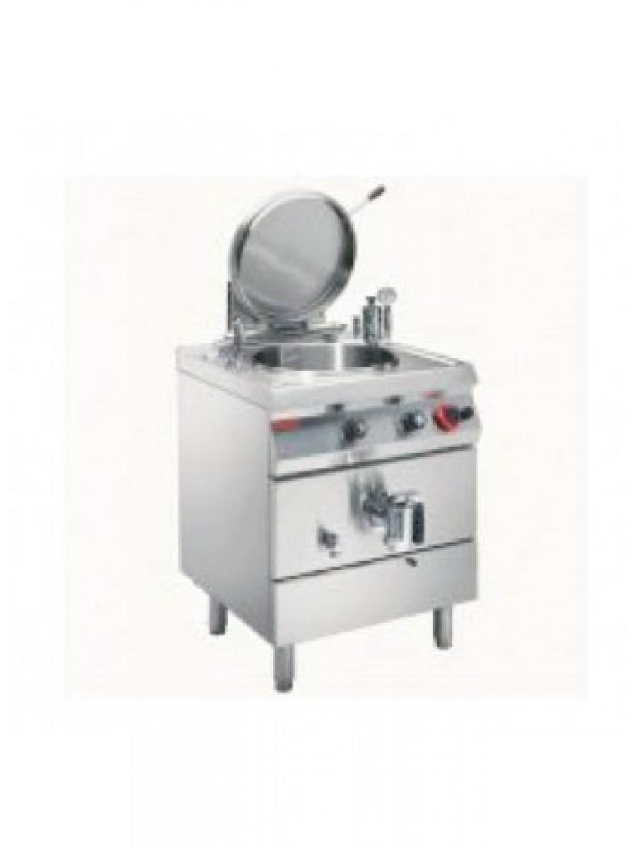 Βραστήρας υγραερίου άμεσης θέρμανσης 60L Angelo Po