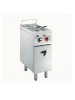 ELECTRIC PASTA COOKER, SINGLE WELL, 26 lts Angelo Po