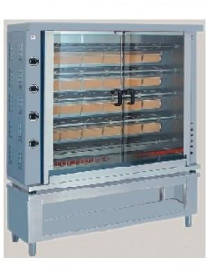 Κοτοπουλιέρα υγραερίου North GAS-K5S