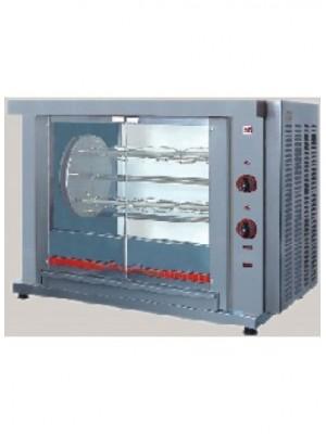 Ηλεκτρική περιστροφική κοτοπουλιέρα (HK-4)
