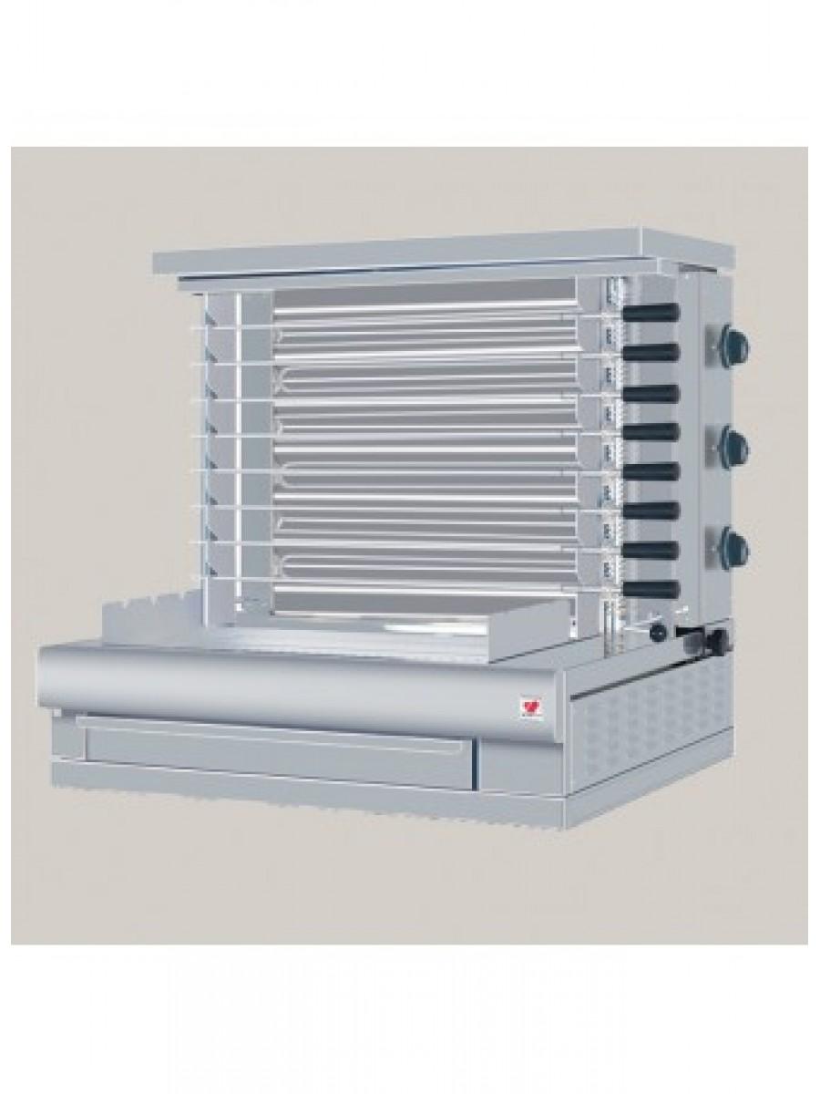 Ηλεκτρική Ψησταριά Κοντοσούβλι (HKB7)