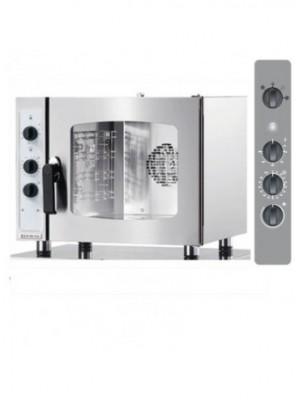 Φούρνος ηλεκτρικός Combi με υγρασία και ατμό 5xGN 1/1 Giorik YEG0531M