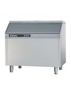 Αποθήκη Παγομηχανής 210Kg Icematic D310