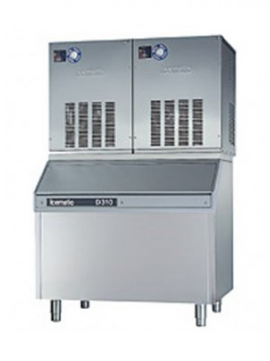 Μηχανή παγοτρίμματος 320 kg Icematic SF300