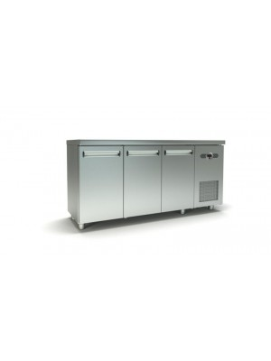 Professional refrigirator counter with machine