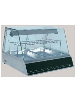 Ηλεκτρική θερμαινόμενη βιτρίνα αέρος (FSTAR-W2)
