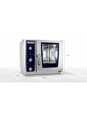 Φούρνος Rational CombiMaster Plus 6 XS 2/3