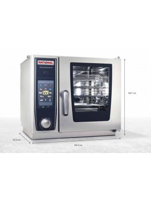 Rational Self Cooking Center 6 XS 2/3
