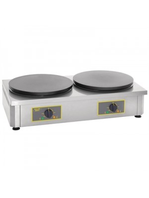Κρεπιέρα Ηλεκτρική Διπλή CDE400