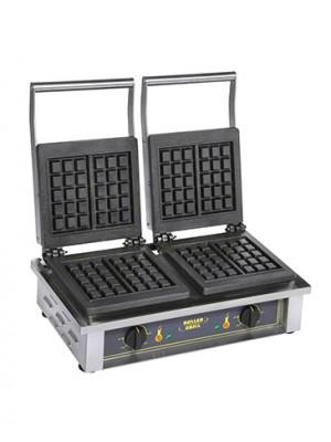Συσκευή Για Βάφλες GED10 Διπλή 3x5